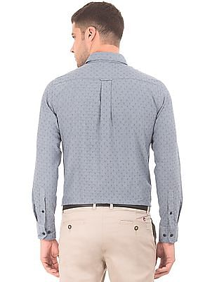 U.S. Polo Assn. Patterned Button Down Shirt
