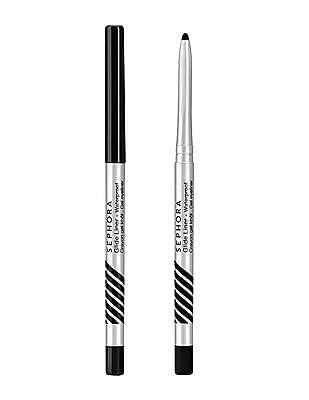Sephora Collection Glide Liner Waterproof - 01 Deep Black