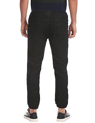 Cherokee Jogger Fit Dark Wash Jeans