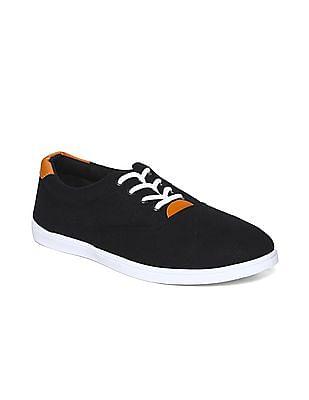 Colt Contrast Trim Low Top Sneakers