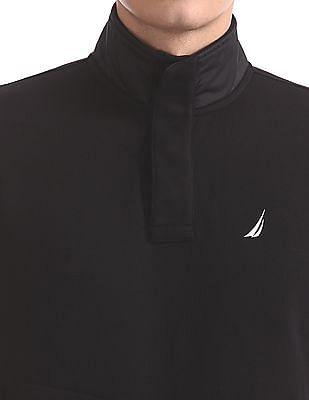 Nautica Tech Fleece 1/2 Snap Pullover