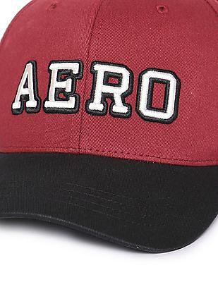Aeropostale Embroidered Cotton Cap