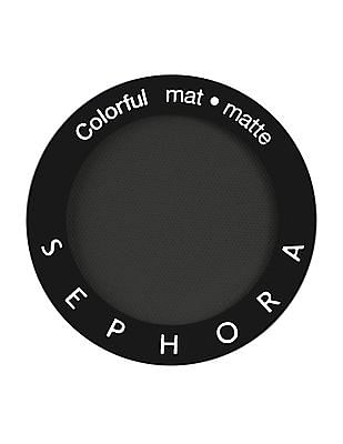 Sephora Collection Colorful Mono Eye Shadow - 304 Black Lace
