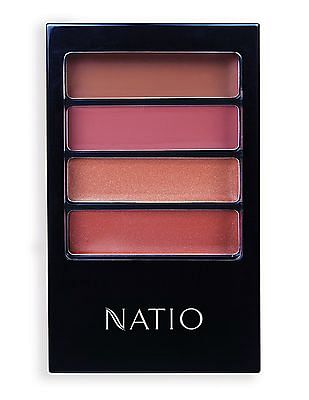 NATIO Smooth And Rich Lip Colour - Berry