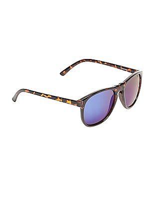 Flying Machine Tinted Tortoiseshell Sunglasses