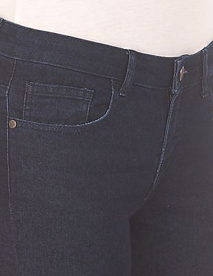 Newport Mid Rise Skinny Fit Jeans