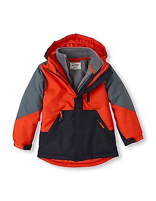 The Children's Place Boys Three-In-One Jacket