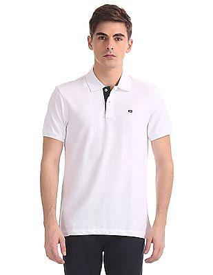 Arrow Sports Regular Fit Short Sleeve Polo Shirt