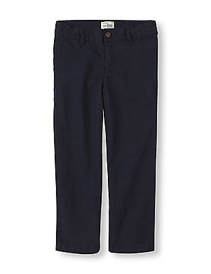 The Children's Place Boys Blue Chino Pants