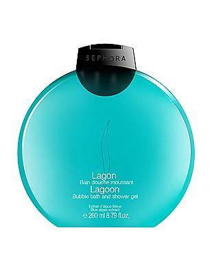 Sephora Collection Bubble Bath Shower Gel - Lagoon
