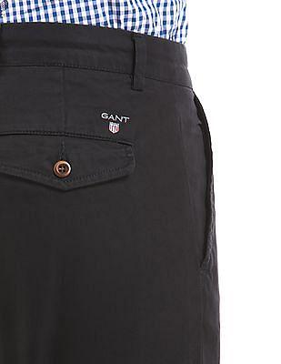 Gant Mid Rise Regular Fit Chinos