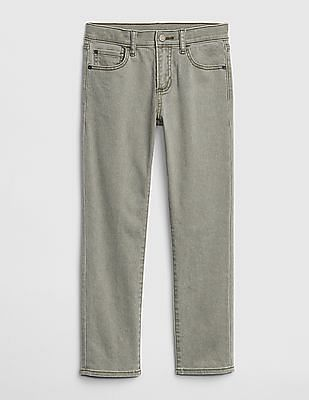 GAP Boys Superdenim Slim Jeans With Fantastiflex