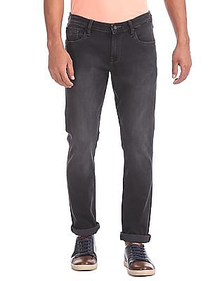 Arrow Sports Slim Fit Rinsed Jeans