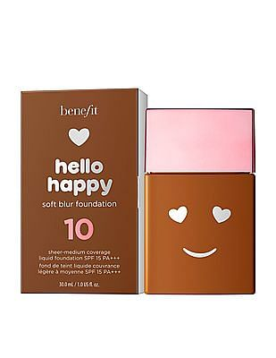 Benefit Cosmetics Hello Happy Soft Blur Foundation - 10