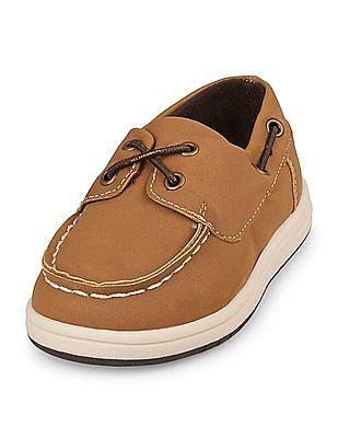 The Children's Place Boys Jet Boat Shoes