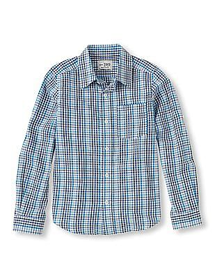 The Children's Place Boys Multi Check Shirt