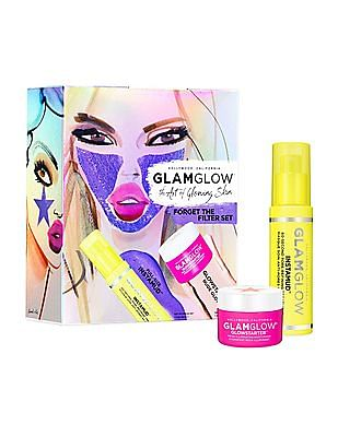 GLAMGLOW Forget The Filter Gift Set