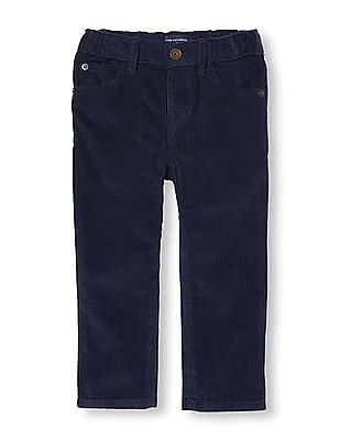 The Children's Place Toddler Boy 5-Pocket Skinny Corduroy Trousers