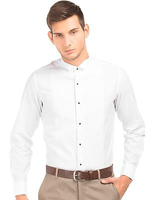 Arrow Wingtip Collar French Cuff Shirt