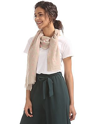 SUGR Anchor Print Stole