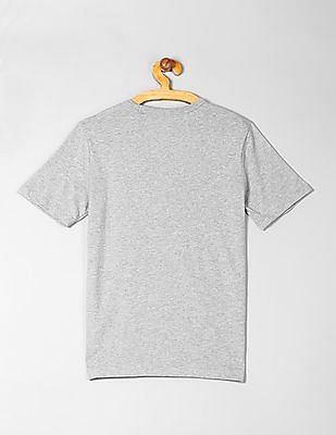 GAP Boys Crew Neck Printed T-Shirt