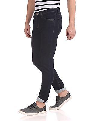 Arrow Sports Justin Skinny Fit Mid Rise Jeans