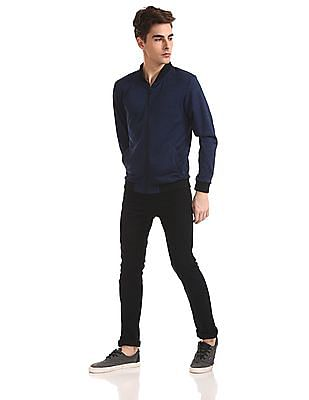 Arrow Newyork Full Sleeve Zip-Up Sweatshirt