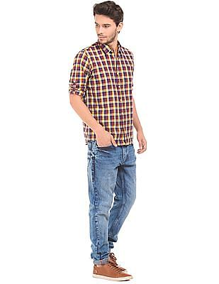 Ruggers Slim Fit Check Shirt