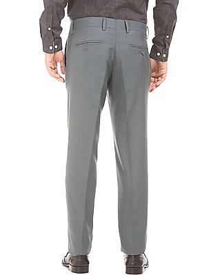 Izod Solid Regular Fit Trousers