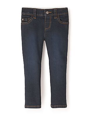 The Children's Place Toddler Girl Blue Skinny Jeans