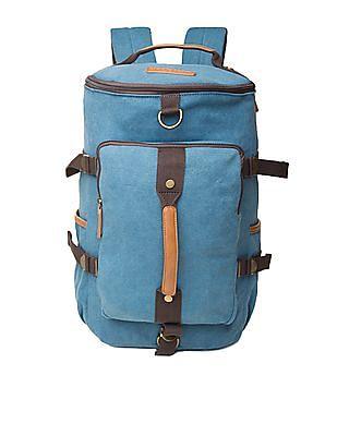 U.S. Polo Assn. Canvas Convertible Laptop Backpack