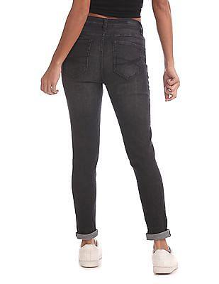Aeropostale Jegging Fit Rinsed Jeans