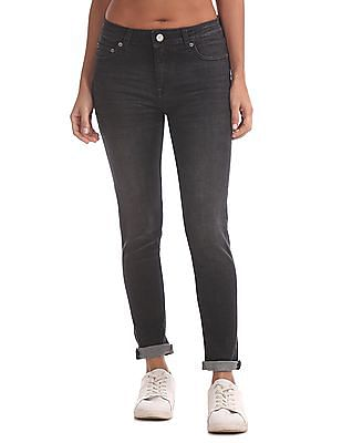 Aeropostale Jegging Fit Rinsed Jeans