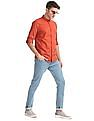 Cherokee Blue Slim Fit Cotton Stretch Jeans
