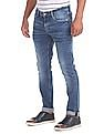 Arrow Sports Slim Fit Stone Wash Jeans