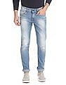Cherokee Slim Fit Stone Wash Jeans