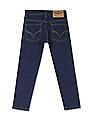 FM Boys Blue Boys Rinsed Skinny Fit Jeans