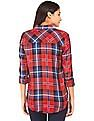 Aeropostale Long Sleeve Plaid Shirt