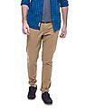 U.S. Polo Assn. Slim Fit Cotton Lycra Chinos