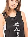 SUGR Mesh Panel Active Tank Top