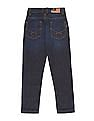 U.S. Polo Assn. Kids Boys Distressed Regular Fit Jeans