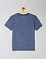 GAP Boys Crew Neck Appliqued Tee
