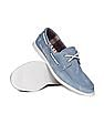 Aeropostale Low Top Canvas Boat Shoes