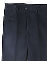 Arrow Pleated Front Tapered Fit Trousers