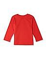GAP Baby Red Graphic Print T-Shirt