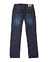 Newport Mid Rise Dark Washed Jeans