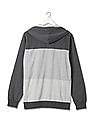 Arrow Sports Regular Fit Colour Blocked Sweatshirt