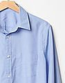 GAP Lived-In Wash Solid Shirt